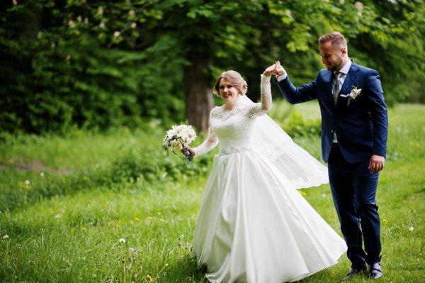 vårbröllop