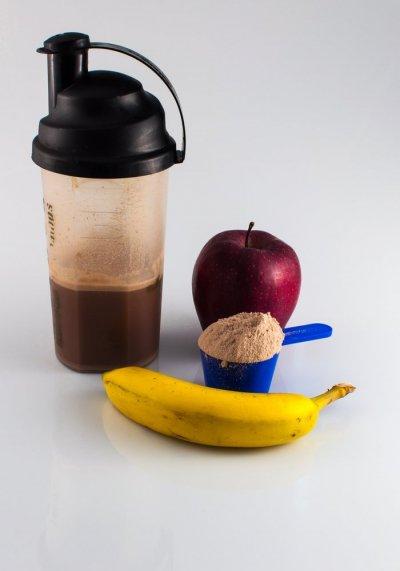 inte äta efter träning