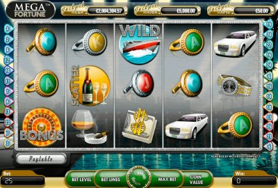 Mega Fortune - Spelet som gör folk till miljonärer