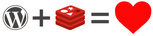 WordPress plus Redis = Love