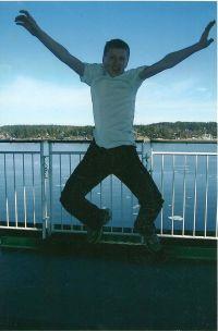 På Ålandsbåten