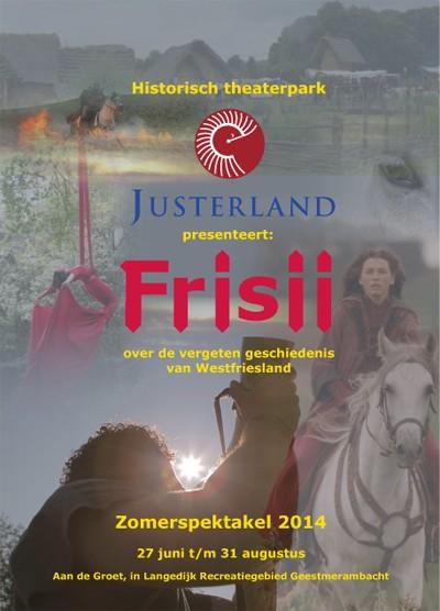 Justerland presenteert Frisii