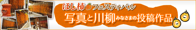 かぶちゃん村柿ふぇす