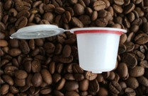 1200 kopper Kaffe. 40 Genopfyldelige kaffekaspler til Nespresso 1.35 Kr. pr. Kop Kaffe / gratis fragt