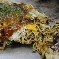 Okonomi-yaki / Monja