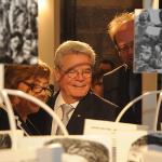 Bundespräsident Joachim Gauck besucht in Aachen die ausstellung. (c) Stadt Aachen / Andreas Herrmann