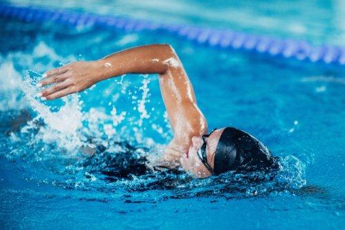 simning bra träning