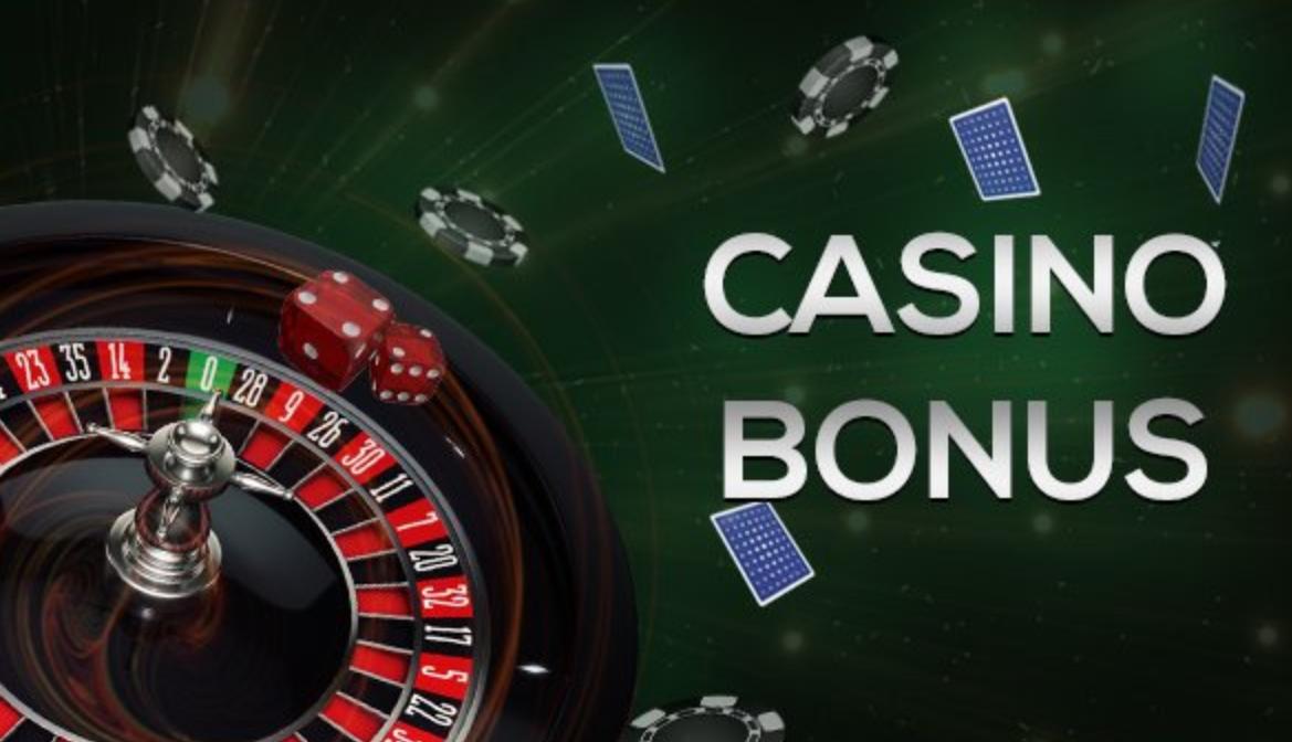 Få casino bonus når du spiller på online casino