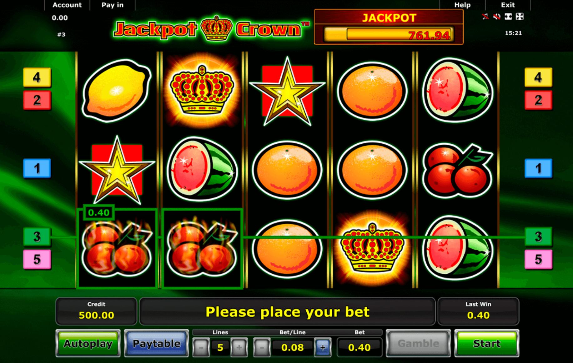 Vind den store jackpot på spillemaskiner