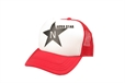 Nova star Trucker cap Red