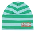 Nova star Striped Beanie T green