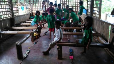 KKC playing games