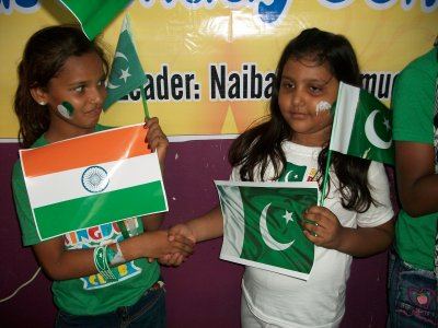 Pakistan celebrated the independency day i