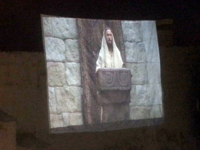 movie about Jesus