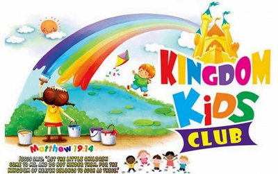 Kingdom Kids Club Christian Sunday school for all children in the world