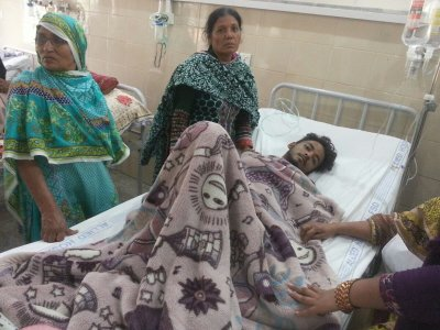A Pakistani boy was healed by Jesus Christ from acute leukemi in October 2016. The KKC sponsored Women Prayer Team prayed the whole night long. KKC thanks Jesus, as always listen to our prayers, for the miracle