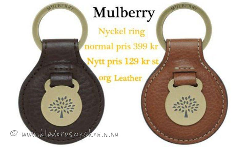 B-55 Mulberry nyckelring 6392ccc030a4f