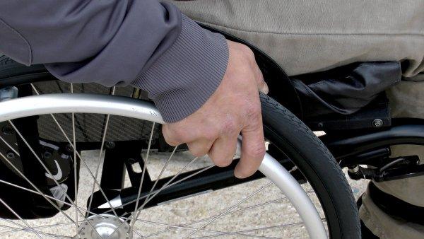 Rullstol behöver inte vara ett hinder