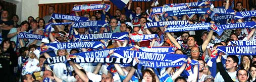 Oficiální web KLH Chomutov - www.klhchomutov.cz