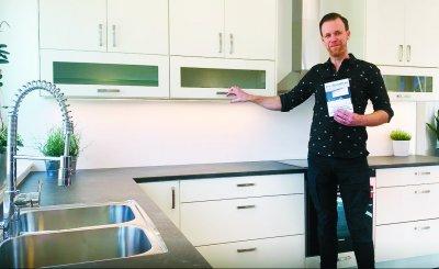Se vårt konceptkök - Mattias visar i videon!