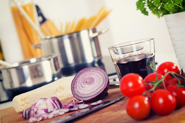 italiensk mat i italienskt kök