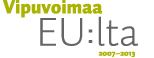 Vipuvoimaa EU:sta -logo
