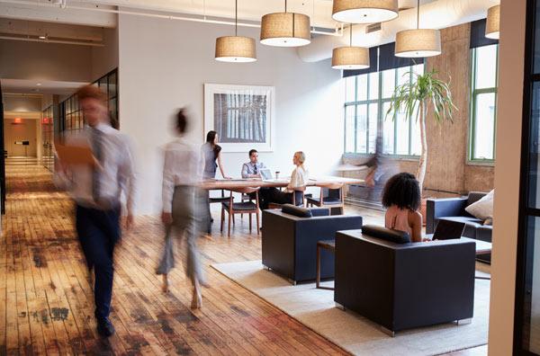 kontor som ska flytta i Göteborg