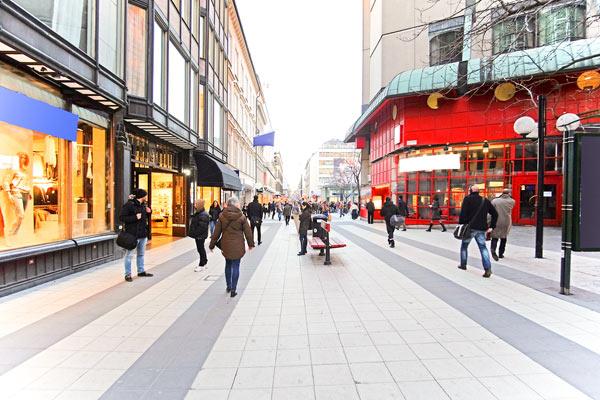 butiker i Stockholm