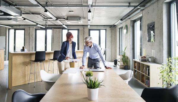 nystädat kontor i Uppsala