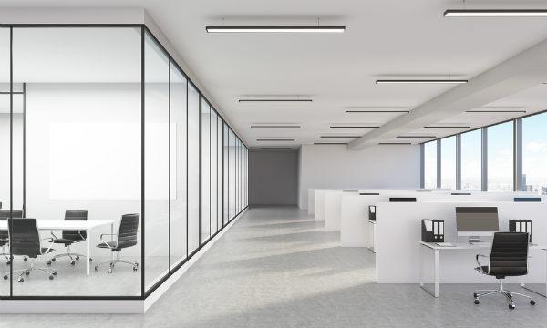 kontor städat