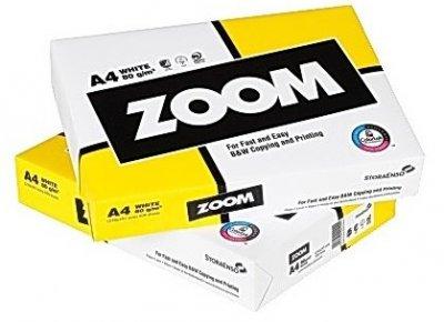 Zoom kopieringspapper