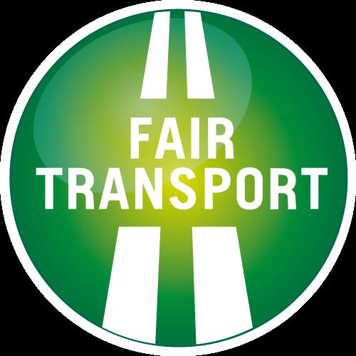 Vi ingår i Fair transport.