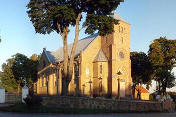 Veprių bažnyčia, Vepriai