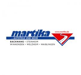 krack-on Design Studio: Martika Autoteile GmbH
