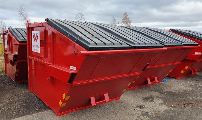 Vi hyr också ut container i Skövde.