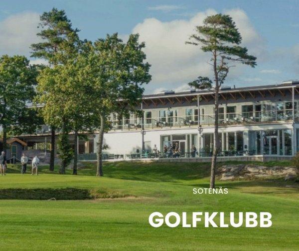 Spela golf Sotenäs