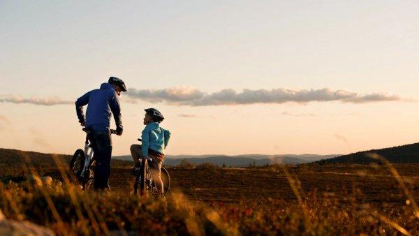 Cykling i Lindvallen