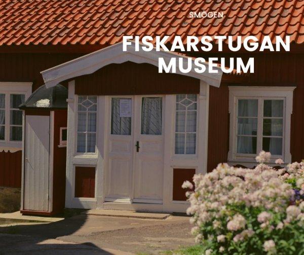 Fiskarstugan museum Smögen