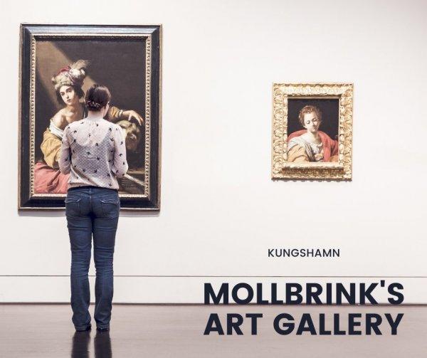 Mollbrinks konstgalleri.