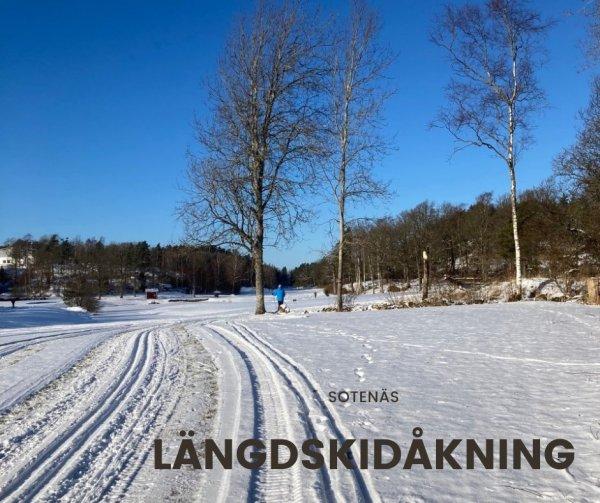 Tips på bra skidspår i Sotenäs.