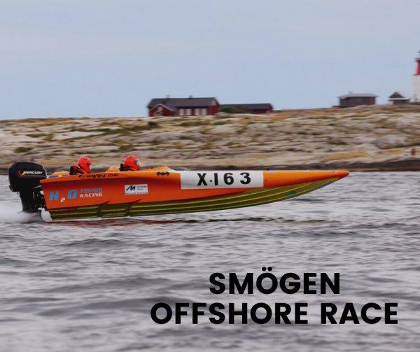 Smögen Offshore race