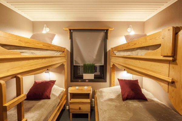 Boende med två sovrum i Lindvallen.