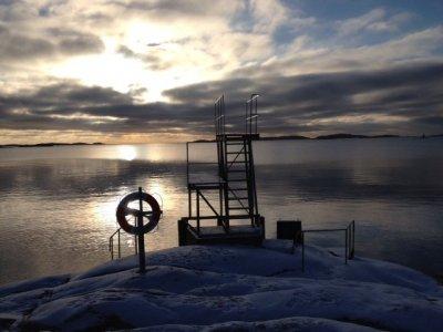 Hyr billigt semesterboende under vintern i Kungshamn