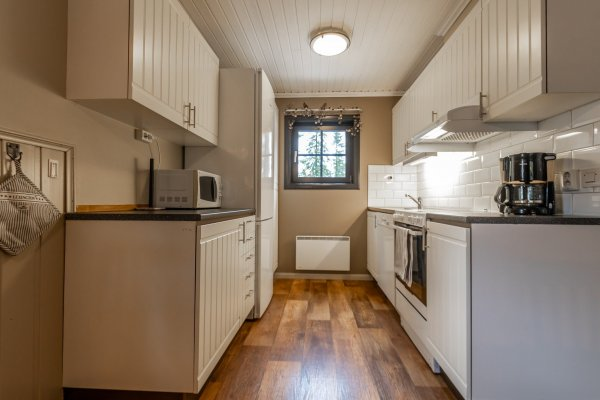 Boende i Lindvallen med fullutrustat kök.