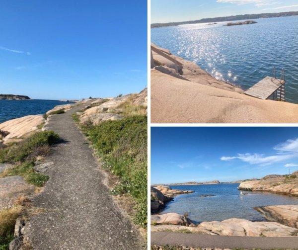 St Görans ö Hunnebostrand