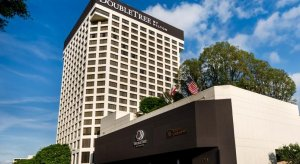 Kyoto Grand Hotel And Gardens Has Changed Name To Doubletree Los Angeles Downtown Is Nowadays A Part Of Hilton Group
