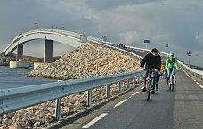 Sykkeltur på Fosen eller på Hitra og Frøya - kom tett på naturen!