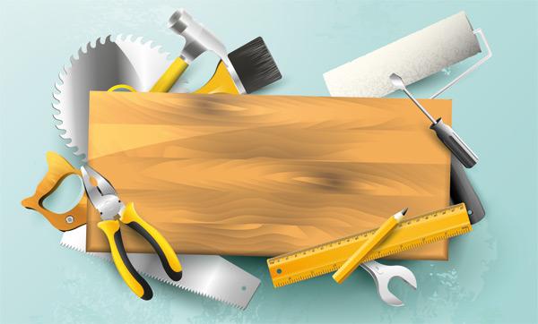 hantverkare verktyg