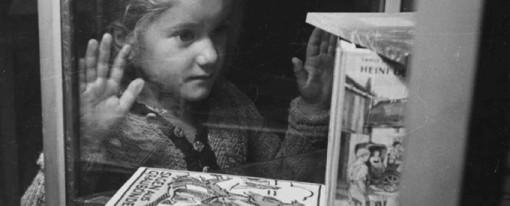 Un ponte di libri: una mostra bibliografica per ragazzi in Biblioteca
