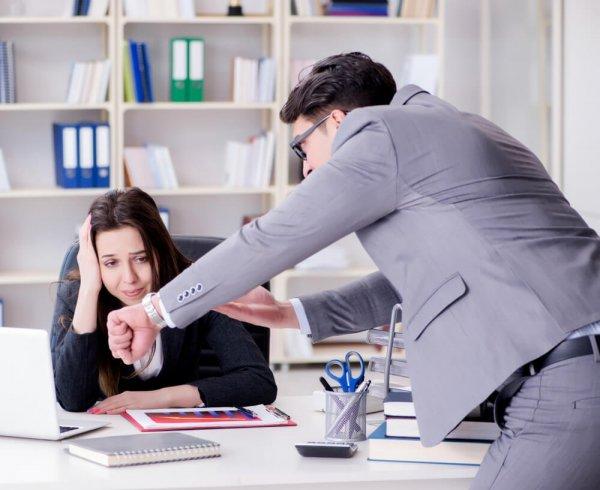 Två stressade företagare i Stockholm